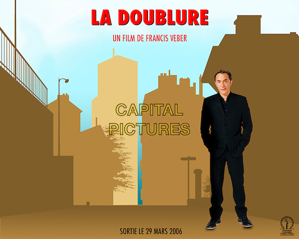 TEASER ART FEATURING RICHARD BERRY.in The Valet (La Doublure) .**Editorial Use Only**.CAP/FB.Supplied by Capital Pictures