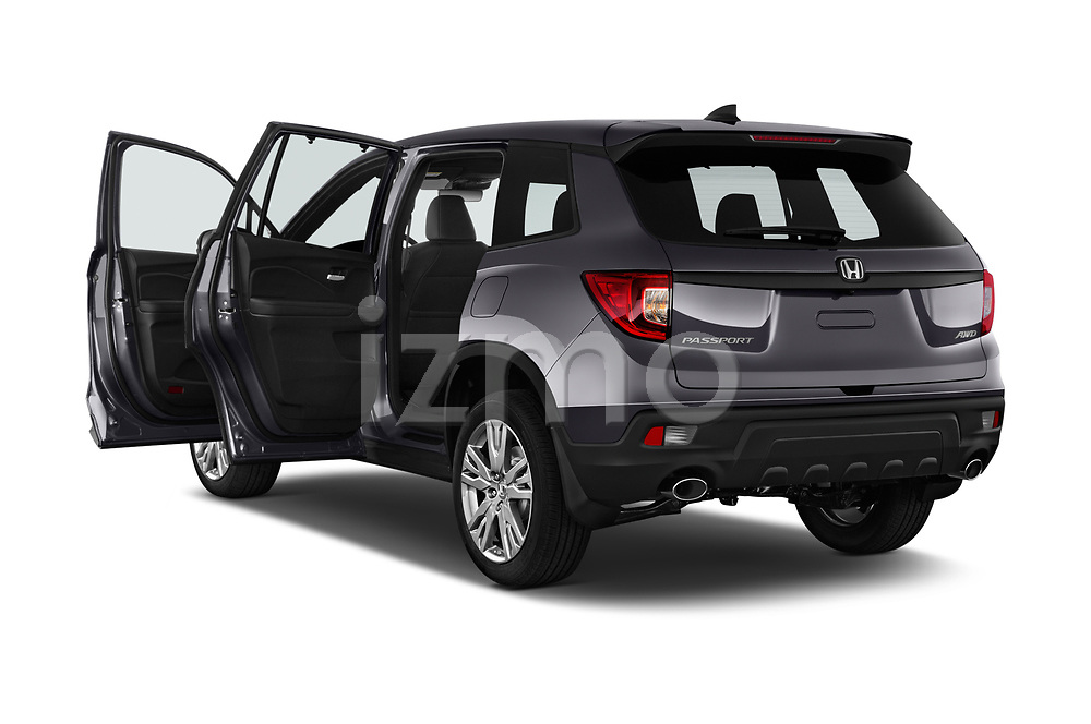 Car images of 2019 Honda Passport EX-L 5 Door SUV Doors