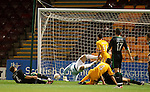 Keith Lasley scores for Motherwell