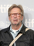 Eric Clapton attends the 'Eric Clapton: Life in 12 Bars' photo call during the 2017 Toronto International Film Festival at TIFF Bell Lightbox on September 11, 2017 in Toronto, Canada.