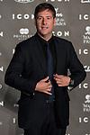 Carlos Latre at ICON awards in the Italian Consulate in Madrid. <br /> 01/10/2014.