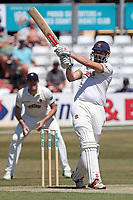 Nick Browne hits 4 runs for Essex during Essex CCC vs Somerset CCC, Specsavers County Championship Division 1 Cricket at The Cloudfm County Ground on 25th June 2018
