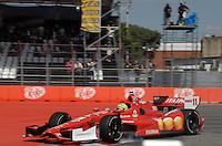 SAO PAULO SP, 04 Maio 2013 - Formula Indy  -   treino livre para a Itaipava São Paulo Indy 300 Nestlé no autódromo de rua do Anhembi na zona norte de Sao Paulo, neste sábado , 04. na foto Tony Canaan  (FOTO: ALAN MORICI / BRAZIL PHOTO PRESS).