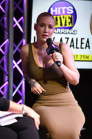 HOLLYWOOD, FL - AUGUST 07: Iggy Azalea visits Hits Live at radio station Hits 97.3 Live on August 7, 2018 in Hollywood, Florida. <br /> CAP/MPI04<br /> &copy;MPI04/Capital Pictures
