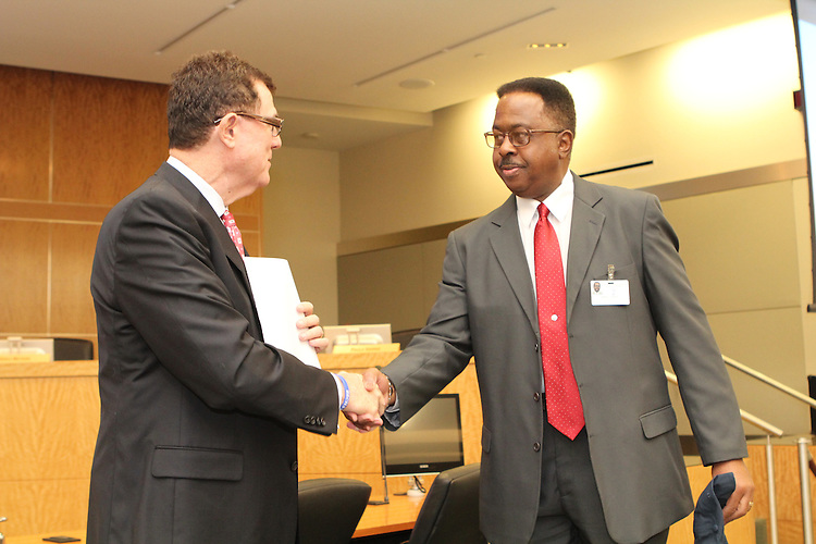 Principals meeting October 3, 2012.