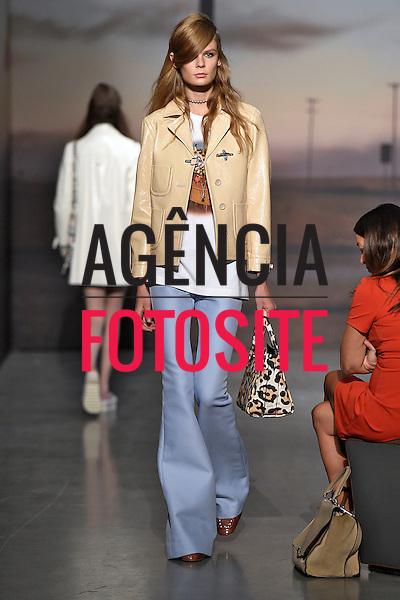 Nova Iorque, EUA &sbquo;09/2014 - Desfile de Coach durante a Semana de moda de Nova Iorque  -  Verao 2015. <br /> <br /> Foto: FOTOSITE