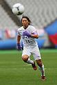 Hisato Sato (Sanfrecce), .MARCH 31, 2012 - Football /Soccer : .2012 J.LEAGUE Division 1 .between F.C. Tokyo 0-1 Sanfrecce Hiroshima .at Ajinomoto Stadium, Tokyo, Japan. .(Photo by YUTAKA/AFLO SPORT) [1040]