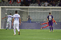 gol rigore Fabio Quagliarella Sampdoria goal celebration <br /> Firenze 27-08-2017 Stadio Artemio Franchi Calcio Serie A Fiorentina - Sampdoria Foto Andrea Staccioli / Insidefoto