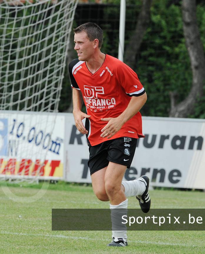 Winkel Sport : David Baert..foto VDB / BART VANDENBROUCKE