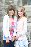 Kate Lawless and Sarah Bradford at the Confirmation in St.Mary's Church...Photo NEWSFILE/Jenny Matthews.(Photo credit should read Jenny Matthews/NEWSFILE)....This Picture has been sent you under the condtions enclosed by:.Newsfile Ltd..The Studio,.Millmount Abbey,.Drogheda,.Co Meath..Ireland..Tel: +353(0)41-9871240.Fax: +353(0)41-9871260.GSM: +353(0)86-2500958.email: pictures@newsfile.ie.www.newsfile.ie.FTP: 193.120.102.198.