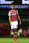 West Ham's Reece Oxford in action<br /> <br /> - English Premier League - West Ham Utd vs Tottenham  Hotspur - Upton Park Stadium - London - England - 2nd March 2016 - Pic David Klein/Sportimage