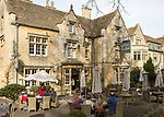 Hare and Hounds hotel and public house, Westonbirt, Tetbury, Gloucestershire, England, UK