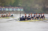 The Men's Boat Race