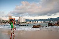 Zona dorada, Acapulco, Guerrero, Mexico