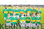 BLITZ: The Roddy O'Donnell team who took part in the annual Sylvie Mason Blitz at the John Mitchels club on Saturday front l-r: Rory Clifford, Brian O'Donnell, Cormac Clifford, James Duffy, Darragh Cunnane and Cian Jones. Back l-r: Tamnoy Debnath, Dylan Duffy, Daniel Bowler, Rian Costello, John O'Connor, Maslor Xhenioili, Ciaran O'Leary and Casper Jurcki.
