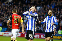 Sheffield Wednesday v Birmingham 25.1.16