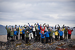 The Voyagers of the Cape Farewell Youth Expedition 08(©Robert vanWaarden ALL RIGHTS RESERVED)