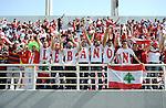 Fussball international 2012, Testspiel, Vereinigte Arabische Emirate - Libanon