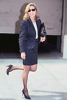 Faye Dunaway 1987 by Jonathan Green