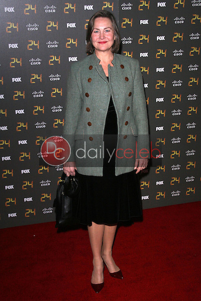 Cherry Jones<br />at the Season 7 Premiere Party for '24'. Privilege, Los Angeles, CA. 01-06-08<br />Dave Edwards/DailyCeleb.com 818-249-4998