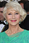 Helen Mirren    arriving at  the  71st Annual Golden Globe  Awards  on January 12, 2014 at  the  Beverly Hilton Hotel  Beverly Hills,California,USA. Photo:TLowe