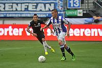 VOETBAL: HEERENVEEN, 18-08-2013, SC Heerenveen - Heracles 2-4, Alfreð Finnbogason, ©foto Martin de Jong