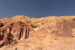 Israel, Amram Columns in Eilat Mountains