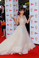 WWW.ACEPIXS.COM<br /> <br /> <br /> London, England, MAY 14 2017<br /> <br /> Roxanne Pallett attending the Virgin TV BAFTA Television Awards at The Royal Festival Hall on May 14 2017 in London, England.<br /> <br /> <br /> <br /> Please byline: Famous/ACE Pictures<br /> <br /> ACE Pictures, Inc.<br /> www.acepixs.com, Email: info@acepixs.com<br /> Tel: 646 769 0430