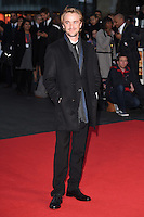 "Tom Felton<br /> at the London Film Festival premiere for ""A United Kingdom"" at the Odeon Leicester Square, London.<br /> <br /> <br /> ©Ash Knotek  D3160  05/10/2016"
