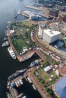 1994 June 06..Redevelopment.Downtown West (A-1-6)..HARBORFEST.TOWN POINT PARK.LOOKING NORTHWEST..NEG#.NRHA#..