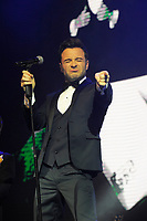 LONDON, ENGLAND - OCTOBER 1: Shane Filan performing at Shepherd's Bush Empire on October 1, 2017 in London, England.<br /> CAP/MAR<br /> &copy;MAR/Capital Pictures