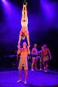 "Assembly present a selection of their shows at the 2016 Assembly Festival Gala Launch. Picture shows: Casus Circus in ""Driftwood"""