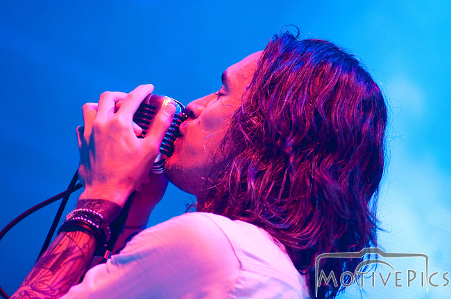 Incubus playing the Verizon Wireless Amphitheater August 21st, 2011