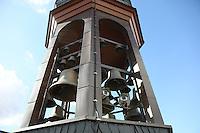 Glockenspiel auf dem Glockenturm im Residenzschloss