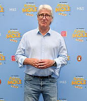 Jeremy Paxman attends The Secret Diary Of Adrian Mole Aged 13 ¾ musical adaptation of Sue Townsend's comic fiction which opens in Adrian's 50th birthday year and follows the daily dramas and misadventures of the teenager's adolescent life, at Ambassadors Theatre, London, England on July 02, 2019.<br /> CAP/JOR<br /> ©JOR/Capital Pictures