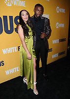 "27 September  2017 - West Hollywood, California - Cleopatra Coleman, Jay Pharoah. World premiere of Showtime's ""White Famous"" held at The Jeremy in West Hollywood. Photo Credit: Birdie Thompson/AdMedia"