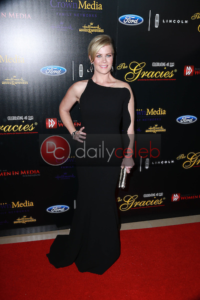 Alison Sweeney<br /> at the 40th Anniversary Gracies Awards, Beverly Hilton, Beverly Hills, CA 05-19-15<br /> David Edwards/DailyCeleb.com 818-249-4998