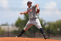 Kevin Martin (69) of St Brendan High School in Miami, Florida during the Under Armour Baseball Factory National Showcase, Florida, presented by Baseball Factory on June 12, 2018 the Joe DiMaggio Sports Complex in Clearwater, Florida.  (Nathan Ray/Four Seam Images)