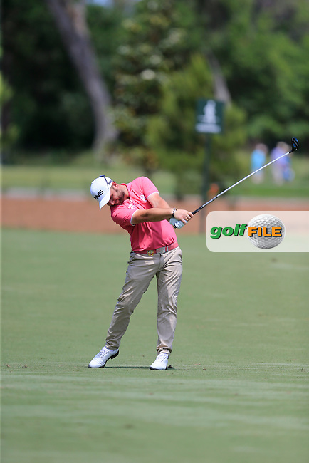 Andy Sullivan (ENG) during practice for the Players, TPC Sawgrass, Championship Way, Ponte Vedra Beach, FL 32082, USA. 11/05/2016.<br /> Picture: Golffile | Fran Caffrey<br /> <br /> <br /> All photo usage must carry mandatory copyright credit (&copy; Golffile | Fran Caffrey)