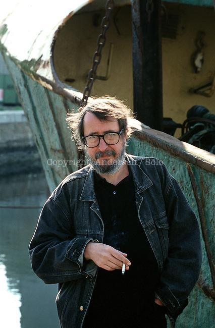 Patrick Rambaud, Saint Malo 1998.