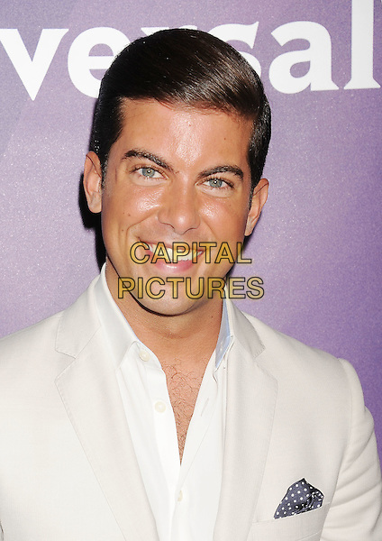 BEVERLY HILLS, CA- JULY 14: TV personality Luis D. Ortiz attends the 2014 Television Critics Association Summer Press Tour - NBCUniversal - Day 2 held at the Beverly Hilton Hotel on July 14, 2014 in Beverly Hills, California.<br /> CAP/ROT/TM<br /> &copy;Tony Michaels/Roth Stock/Capital Pictures