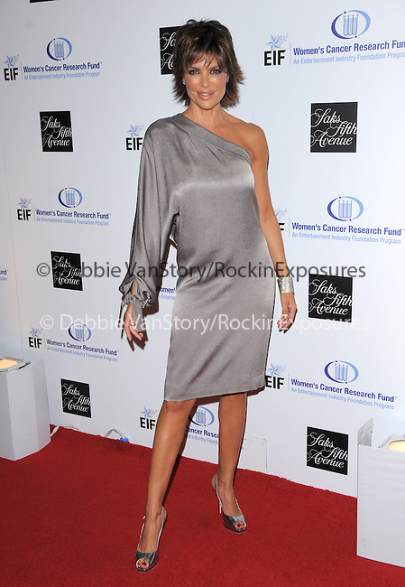 """Lisa Rinna at The Saks Fifth Avenue's """"Unforgettable Evening"""" benefiting EIF's Women's Cancer Research Fund held at The Beverly Wilshire Hotel in Beverly Hills, California on February 10,2009                                                                     Copyright 2009 Debbie VanStory/RockinExposures"""