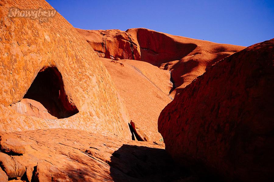 Image Ref: CA676<br /> Location: Uluru, Alice Springs<br /> Date of Shot: 13.09.18