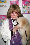 Phyllis Newman attending BROADWAY BARKS 10 : The 10th Annual Adopt-a-thon at Shubert Alley in New York City.<br />July 12, 2008