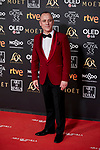 Javier Gutierrez attends to 33rd Goya Awards at Fibes - Conference and Exhibition  in Seville, Spain. February 02, 2019. (ALTERPHOTOS/A. Perez Meca)