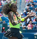 Serena Williams (USA) defeats Ana Ivanovic (SRB)  3-6, 6-4, 6-2