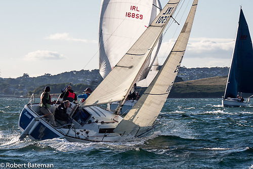 Club cruiser racing returns to Cork Harbour and the RCYC at Crosshaven