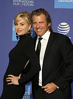 PALM SPRINGS, CA - JANUARY 3: Eileen Davidson, Vincent Van Patten, at the 2019 Palm Springs International Film Festival Awards Gala at the Palm Springs Convention Center in Palm Springs, California on January 3, 2019.       <br /> CAP/MPI/FS<br /> &copy;FS/MPI/Capital Pictures