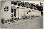 Closed bowling alley in Lee, MA
