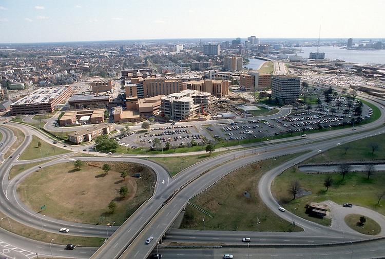 1992 March ..Redevelopment.Atlantic City (R-1)..EVMS MEDICAL SCHOOL.PLUM POINT...NEG#.NRHA#..